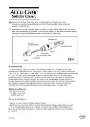 softcllixclassik bedienungsanleitungSV.FH9 - Accu-Chek
