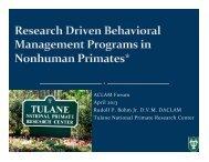 Bohm ACLAM Behavioral Research nn Final for PDF - American College ...