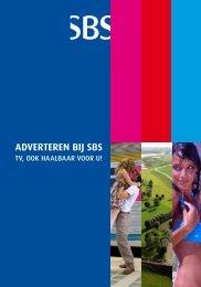 tv, ook Haalbaar voor u! - Adverteren bij SBS