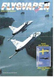 Flygvapennytt 1991-3