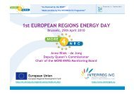 Bliek-presentation-29April.ppt [Read-Only] - Assembly of European ...