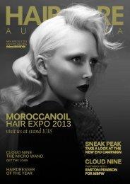 MOROccANOIl hAIR expO 2013