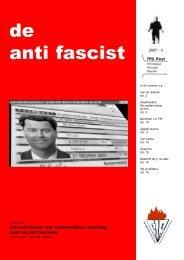 de anti fascist - AFVN