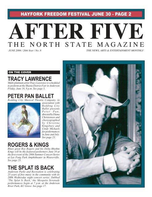 After Five The North State Magazine