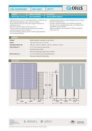 high performance data Sheet Q6LTT3