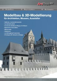 Modellbau & 3d-Modellierung - Arctron