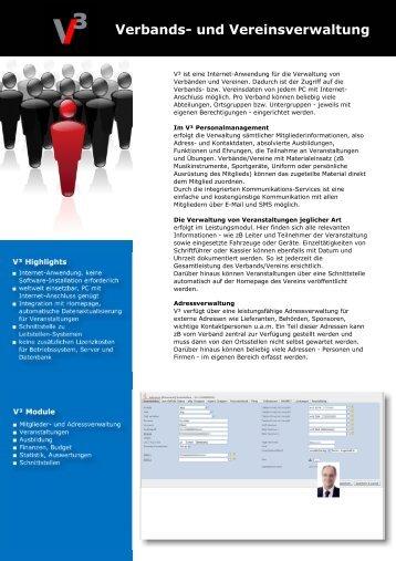 Verbands- und Vereinsverwaltung