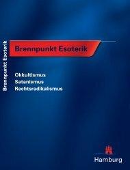 Brennpunkt Esoterik - AGPF