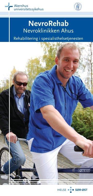 NevroRehab - Nevroklinikken Ahus - Akershus universitetssykehus