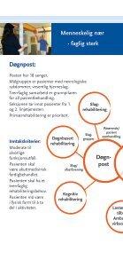 NevroRehab - Nevroklinikken Ahus - Akershus universitetssykehus - Page 3