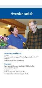 NevroRehab - Nevroklinikken Ahus - Akershus universitetssykehus - Page 5