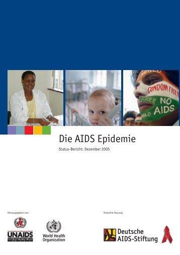 UNAIDS/WHO-Bericht 2005 - Deutsche AIDS-Stiftung