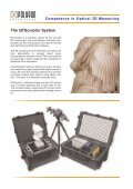 Competence in Optical 3D Measuring - Polygon Technology Gmbh - Page 2