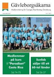 Medlemstidning nr 2, 2013 - Sveriges Åkeriföretag