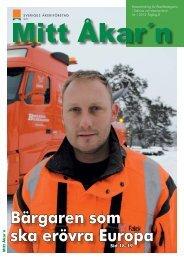 Mittåkaren nr 1, 2013 - Sveriges Åkeriföretag