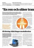 Utländska lastbilar - Sveriges Åkeriföretag - Page 4