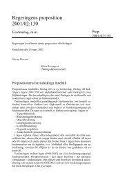 Regeringens proposition 2001/02:130