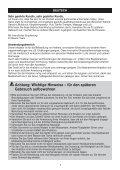 Page 1 BEURER GmbH t Söflinger Str. 218 t 89077 Ulm (Germany ... - Page 4