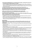 Page 1 BEURER GmbH t Söflinger Str. 218 t 89077 Ulm (Germany ... - Page 6
