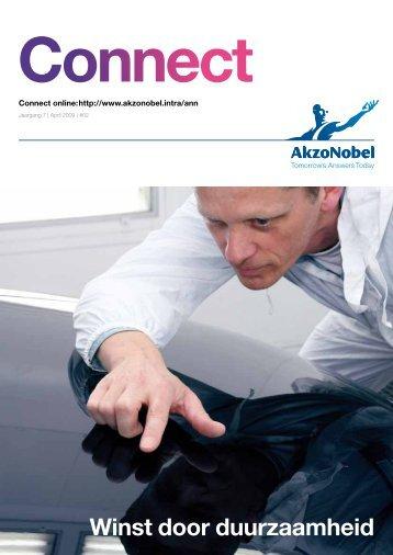 Winst door duurzaamheid - AkzoNobel