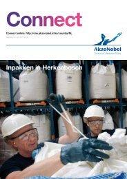 Inpakken in Herkenbosch - AkzoNobel