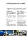 Komplette indgangsløsninger fra ASSA ABLOY Entrance Systems - Page 2