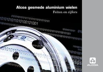 Alcoa gesmede aluminium wielen