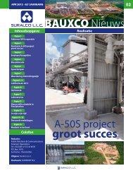 groot succes - Alcoa