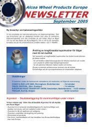 Swedish Newsletter September.indd - Alcoa
