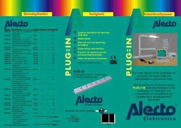 Folder KGS-serie - Alecto