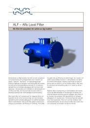 ALF – Alfa Laval Filter