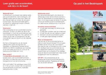 recreatieve route - Gemeente Almere