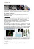 From digital image series to 3D models - Arctron - Page 7
