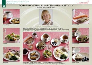 Dagskost færdigV7 - Alt om kost