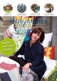 Älvsbybladet nr.4 2011 - Älvsbyns kommun