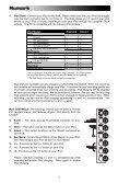 manual de inicio rápido para el usuario español ( 13 – 22 ) - Page 6