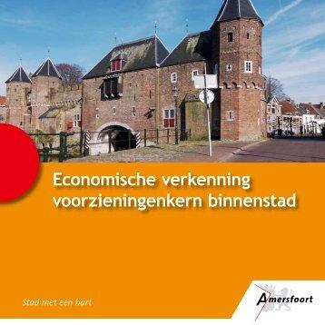 Economische verkenning voorzieningenkern Binnenstad (2010)