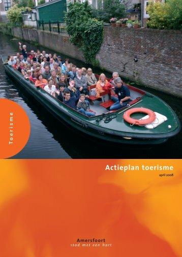 Actieplan Toerisme - Gemeente Amersfoort
