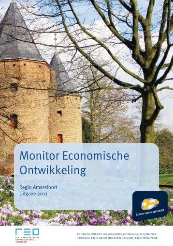 REO Monitor Economische Ontwikkeling 2011 - Gemeente Amersfoort