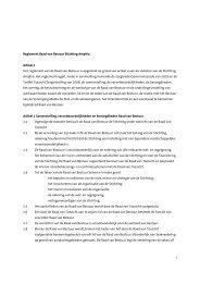 Microsoft Word - 090518 Reglement Raad van Bestuur.pdf