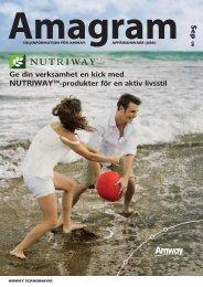 produkter för en aktiv livsstil - Amway Wiki
