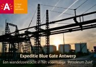 Expeditie Blue Gate Antwerp - Stad Antwerpen