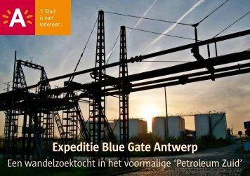 Expeditie Blue Gate Antwerp - Stad Antwerpen