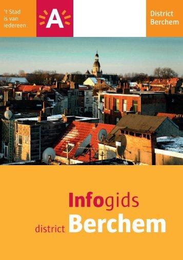 Info gids Berchem - Stad Antwerpen