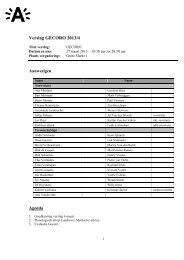 Verslag GECORO 27 maart 2013 ( pdf ) - Antwerpen.be