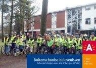 Buitenschoolse belevenissen - Stad Antwerpen