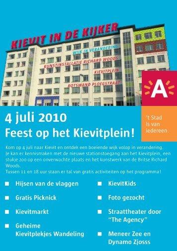 4 juli 2010 - Stad Antwerpen