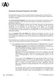 Verslag infovergadering Melgeshof 18/4 ( pdf ) - Stad Antwerpen