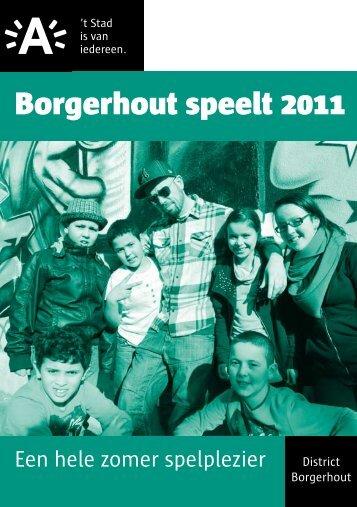 Borgerhout speelt 2011 - Stad Antwerpen