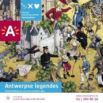 Antwerpse legendes - Antwerpen.be